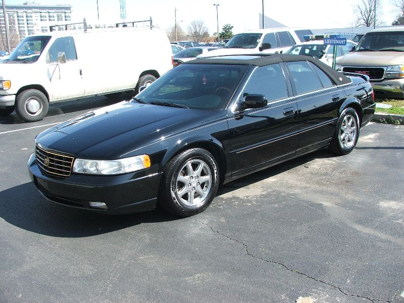 cadillac seville sts #8