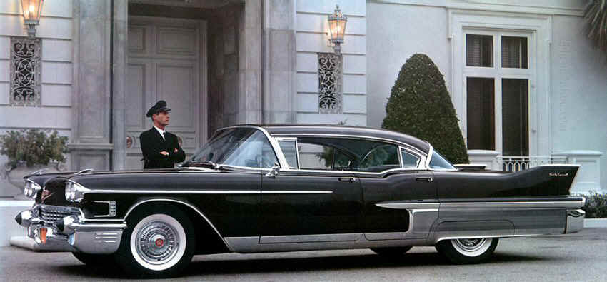cadillac sixty special #0