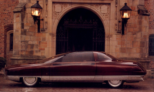 cadillac solitaire #7