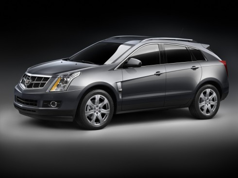 cadillac srx awd luxury-pic. 2