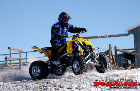 can-am ds 250 #5