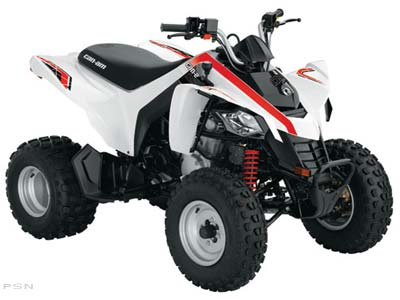 can-am ds 250 #7