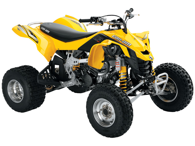 can-am ds 450 #3