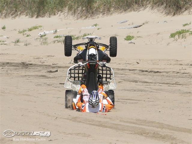 can-am ds 450 #5