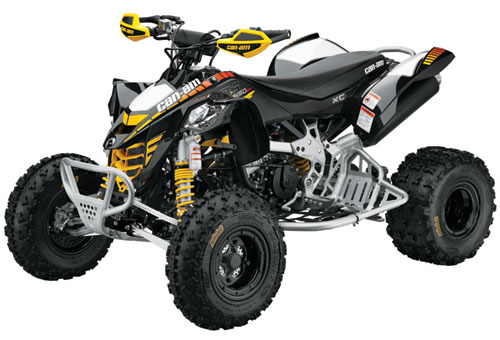 can-am ds 450 #6