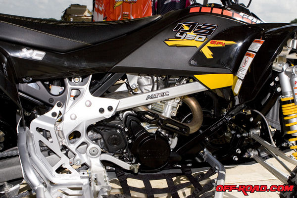 can-am ds 450 #7