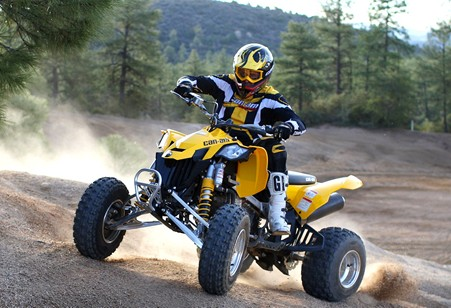 can-am ds 450 efi #3