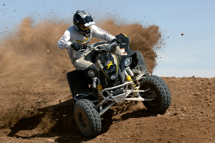 can-am ds 450 efi #5
