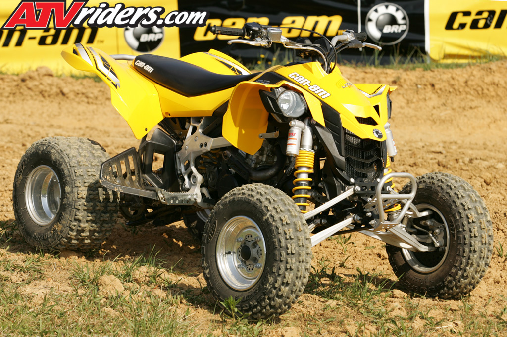 can-am ds 450 efi #6