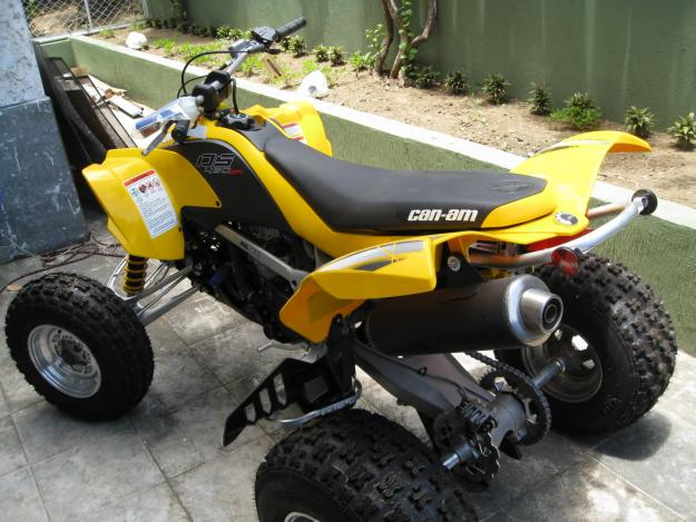 can-am ds 450 efi #7