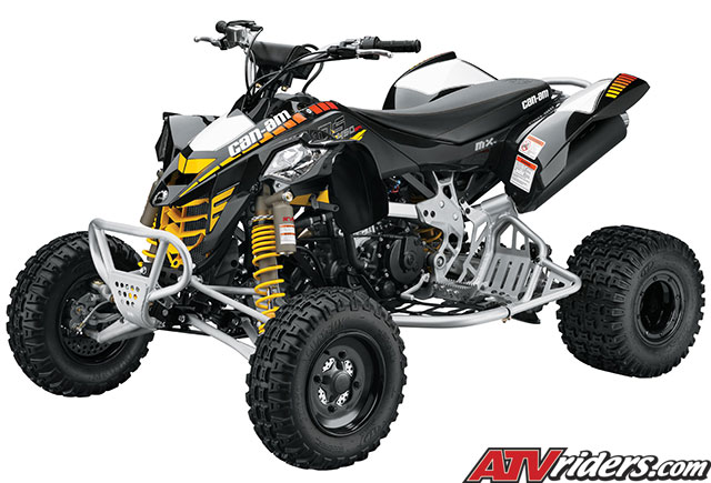 can-am ds 450 efi x mx #3