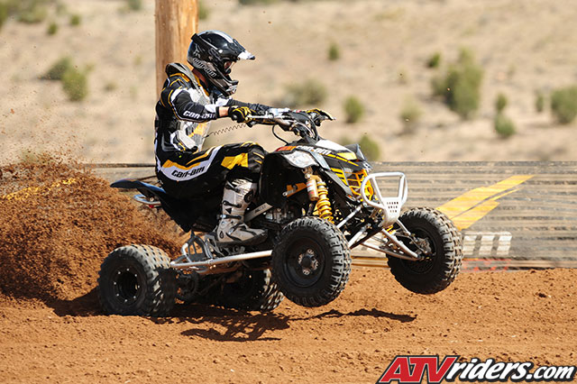 can-am ds 450 efi x mx #4