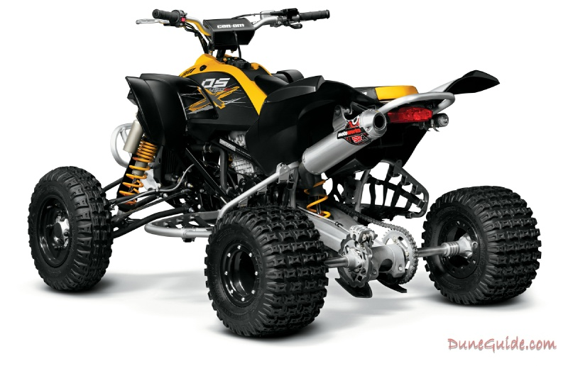 can-am ds 450 efi x mx #5