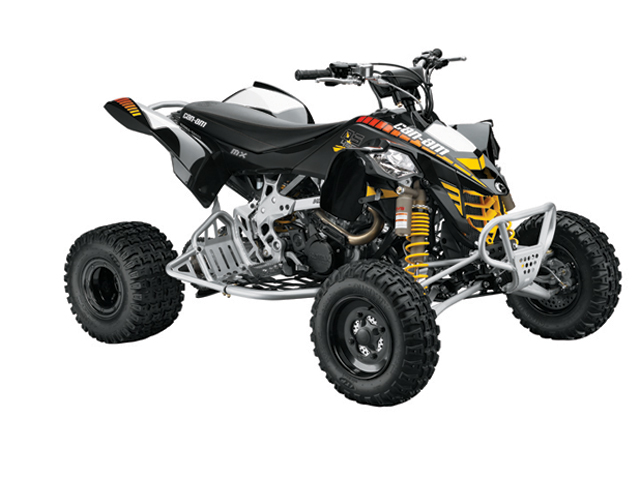 can-am ds 450 efi x mx #6