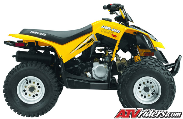 can-am ds 70 #3