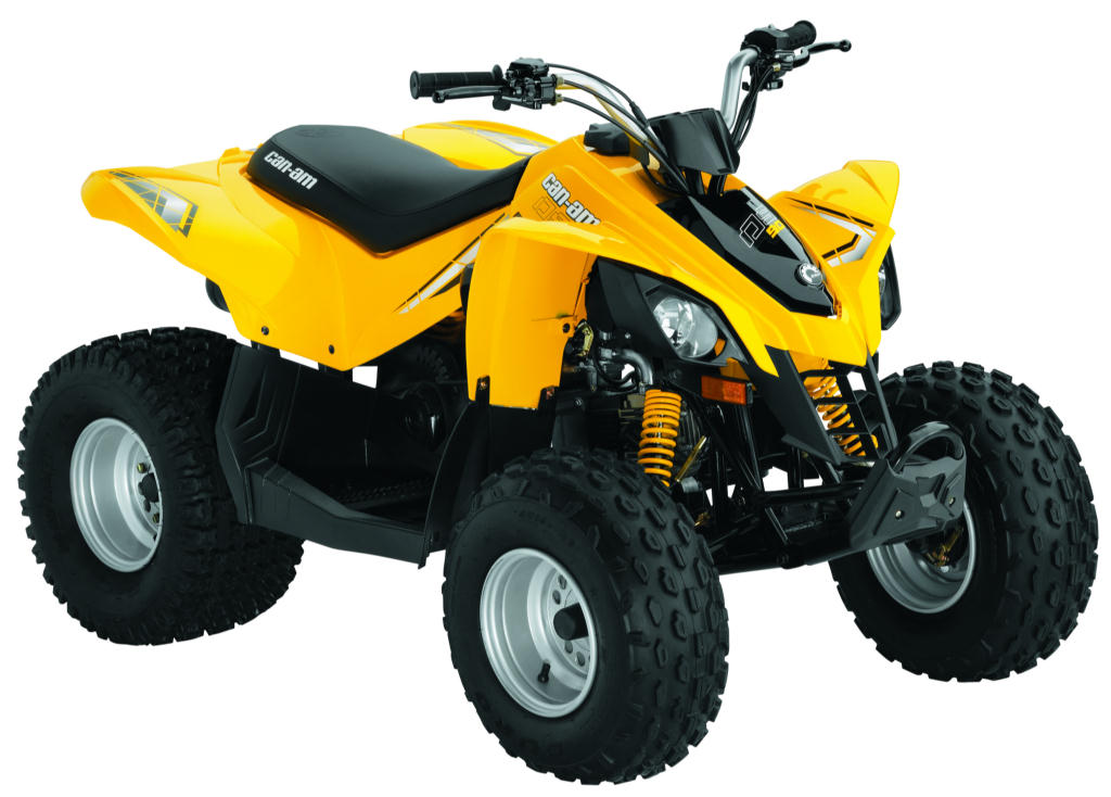 can-am ds 90 #1