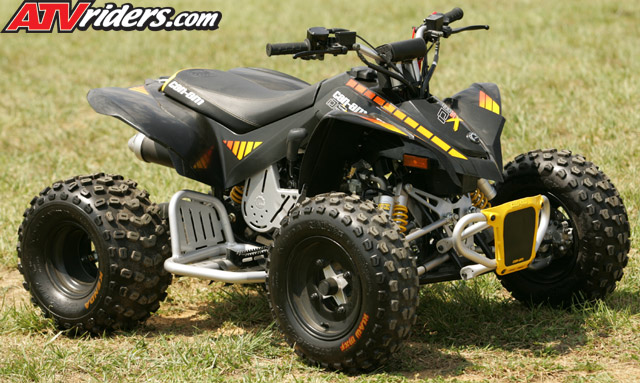 can-am ds 90 #3