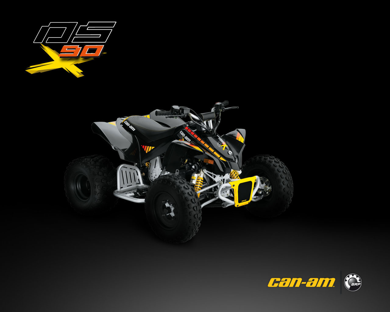can-am ds 90 #4
