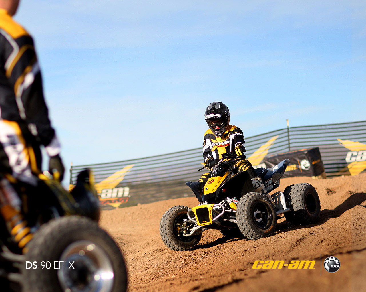 can-am ds 90 #5
