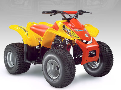 can-am ds 90 #6