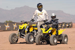 can-am ds 90 #7