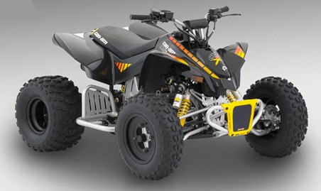 can-am ds 90 x-pic. 1