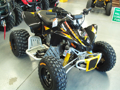 can-am ds 90 x-pic. 2
