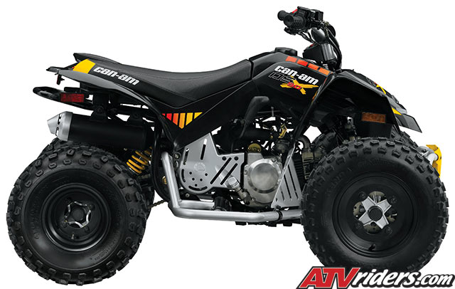 can-am ds 90 x-pic. 3