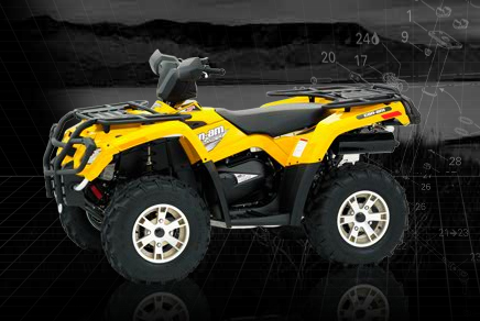 can-am outlander 400-pic. 2