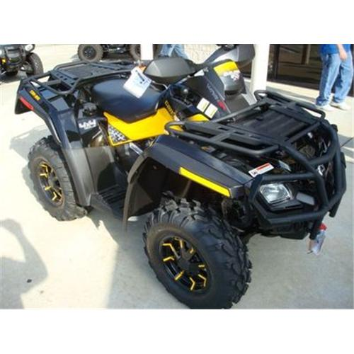 can-am outlander 500 efi xt #0