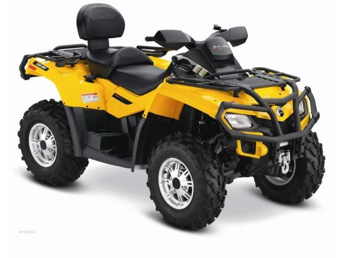 can-am outlander 500 efi xt #1