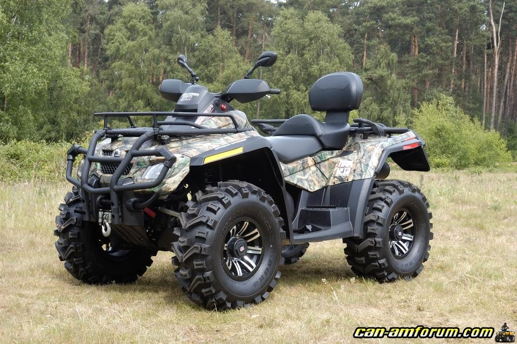 can-am outlander 650-pic. 2