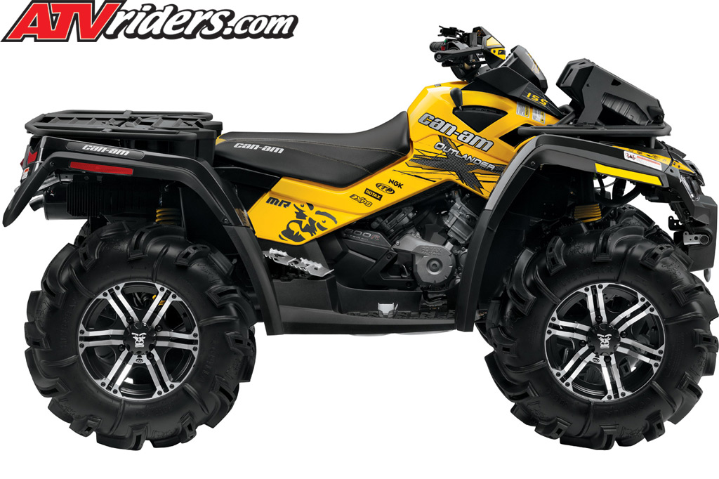 can-am outlander 800r x mr-pic. 1