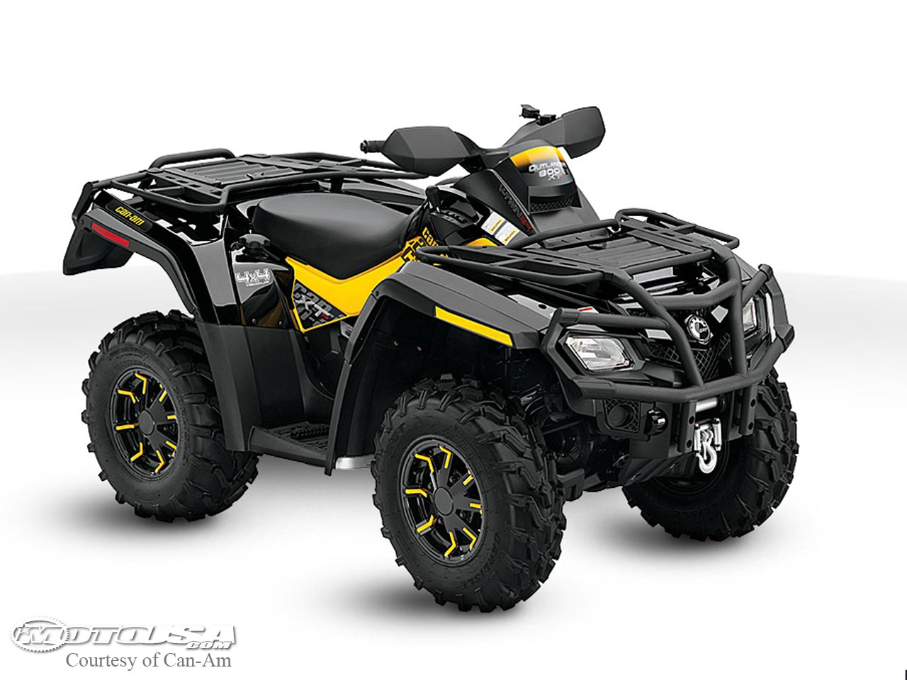 can-am outlander 800r xt-p-pic. 1