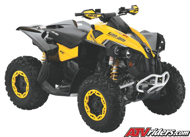 can-am renegade 800r x xc #0