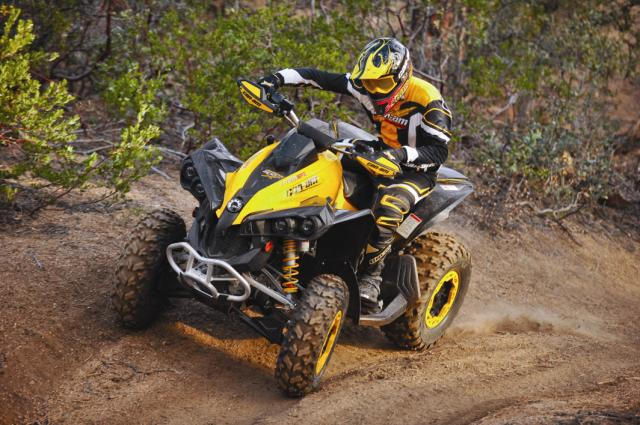 can-am renegade 800r x xc #3