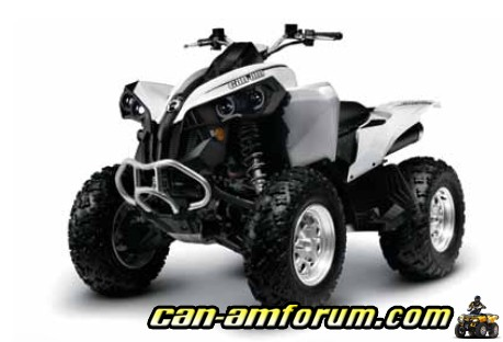 can-am renegade 800r x xc #4