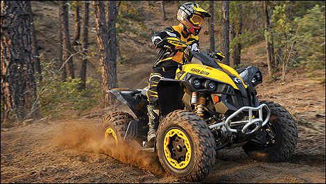 can-am renegade 800r x xc #5