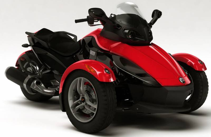 can-am spyder roadster-pic. 2
