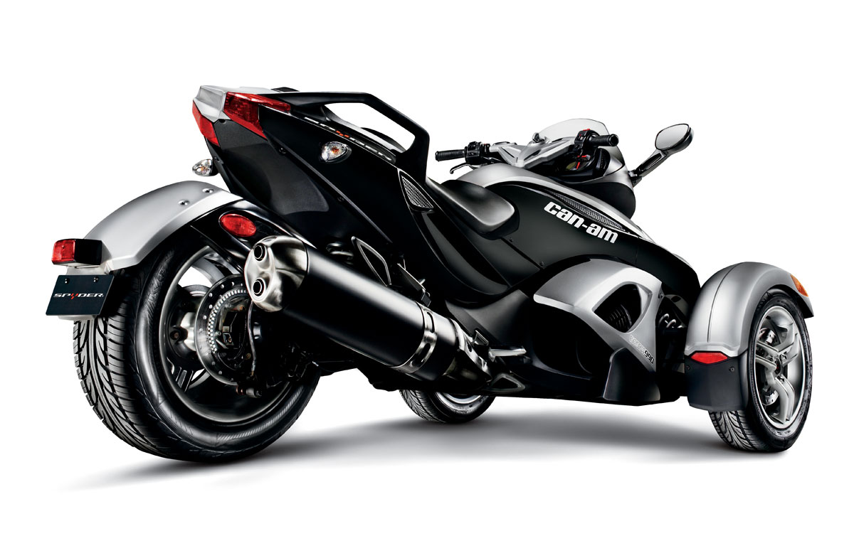 Can Am Spyder Roadster Photos And Comments Picautos Com HD Wallpapers Download free images and photos [musssic.tk]