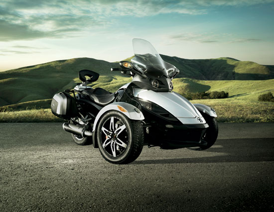 can-am spyder roadster rs-pic. 2