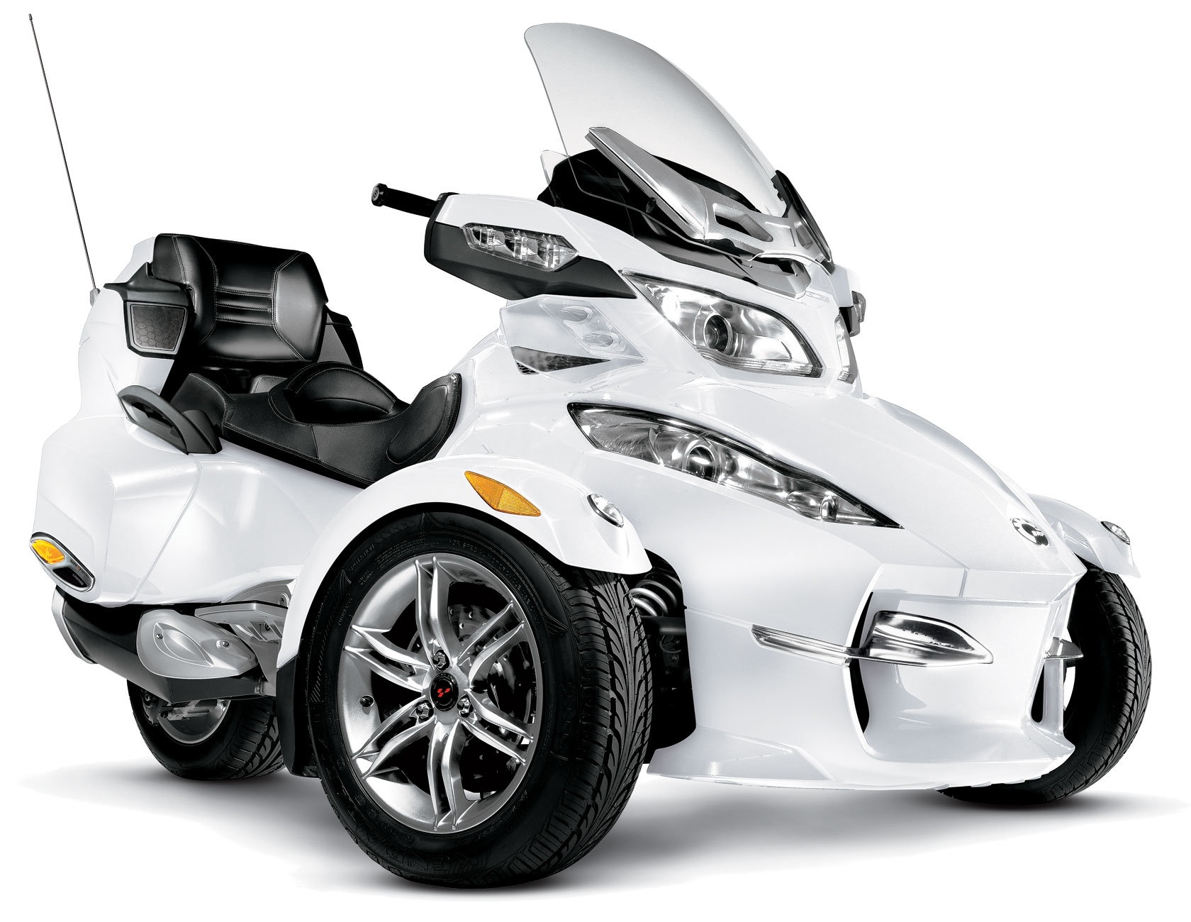 can-am spyder roadster rt limited-pic. 1