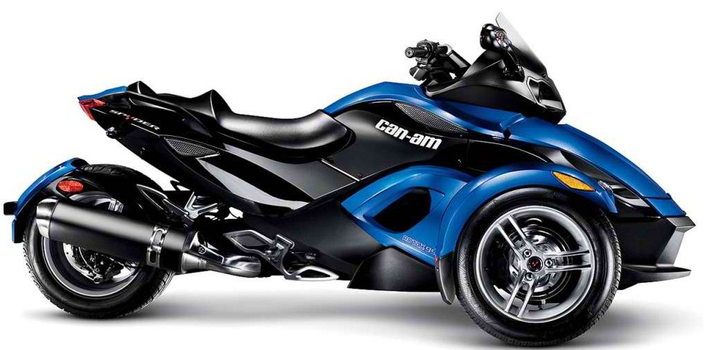 can-am spyder rs-s-pic. 2