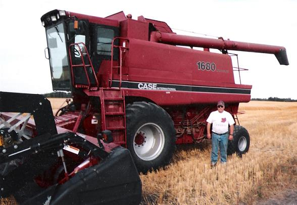 Case Ih 1680 : Modifications of case international picautos