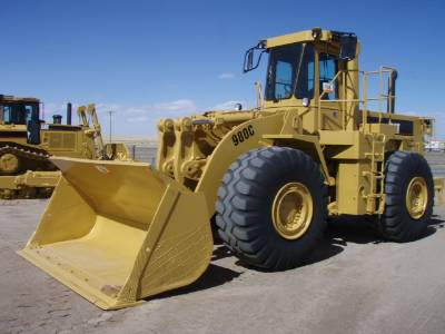 caterpillar 980 c-pic. 1
