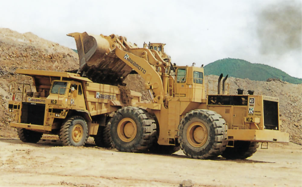 caterpillar 992 c-pic. 2