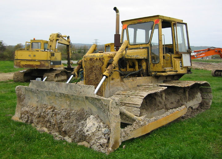 caterpillar d5 b-pic. 3