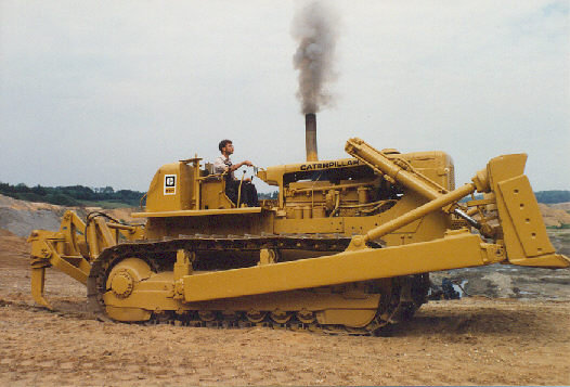 caterpillar d8-pic. 1