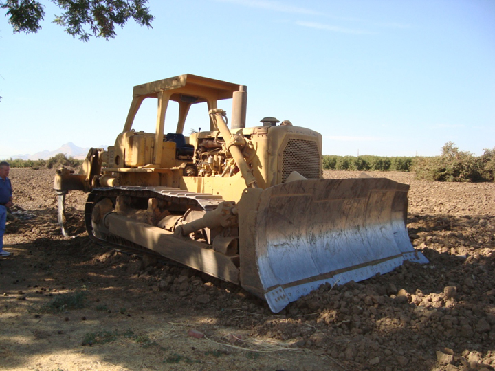 caterpillar d8 k-pic. 1