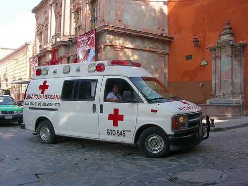 chevrolet ambulans #2